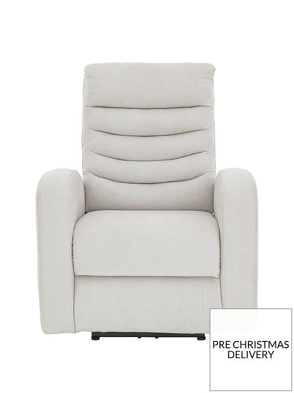 Swell Savas Fabric Power Recliner Chair Ibusinesslaw Wood Chair Design Ideas Ibusinesslaworg