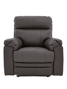 buxton-premium-leather-manual-recliner-armchair