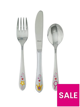 amefa-princess-2-pack-kids-cutlery-set