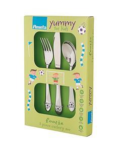 amefa-footie-2-pack-kids-cutlery-set