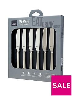 amefa-oxford-6pc-posh-extra039s-steak-knives