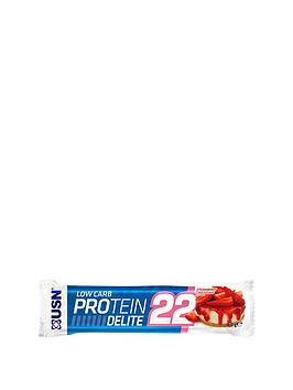 usn-protein-delite-22-low-carb-strawberry-cheesecake