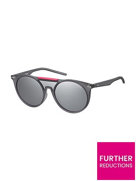 polaroid-pink-brow-bar-round-sunglasses