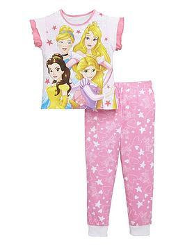 disney-princess-girls-pyjamas-2pc
