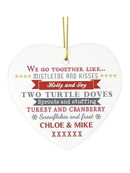 personalised-039we-go-together039-ceramic-heart