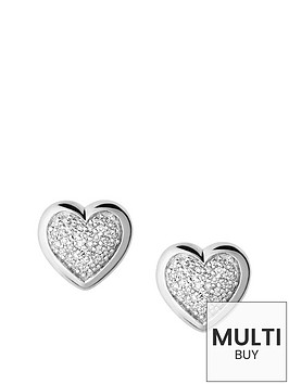links-of-london-sterlingnbspsilver-diamond-set-heart-stud-earringsnbspadd-item-lxv4l-to-basket-to-receive-free-bracelet-with-purchase-for-limited-time-only