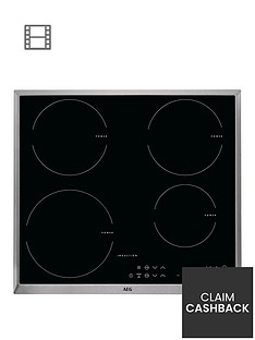 aeg-hk634200xb-60cm-wide-induction-hob-black