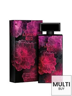 elizabeth-arden-always-red-femmenbspedtnbsp50mlnbspamp-free-elizabeth-arden-i-heart-eight-hour-limited-edition-lip-palette