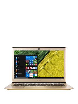 Acer Swift 3, Intel&Reg; Core&Trade; I5 Processor, 8Gb Ram, 256Gb Ssd Storage, 14In Full Hd Laptop - Gold Aluminium