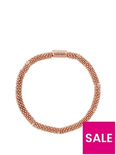 links-of-london-links-of-london-sterling-silver-18kt-rose-gold-plated-effervescence-star-xs-braceletnbsp