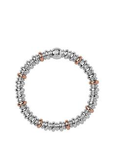 links-of-london-sterling-silver-and-18ktnbsprose-gold-plated-sweetheart-braceletnbsp