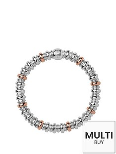 links-of-london-sterling-silver-and-18ktnbsprose-gold-plated-sweetheart-braceletnbspadd-item-lxv4l-to-basket-to-receive-free-bracelet-with-purchase-for-limited-time-only