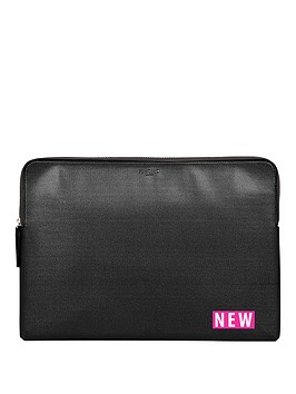 knomo-embossed-15039039-laptop-sleeve-black