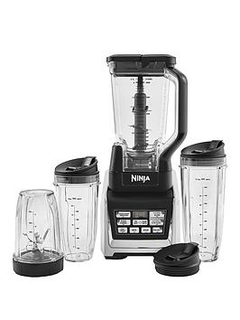 Ninja Bl642Uk Blender Duo 1500-Watt With Auto-Iq