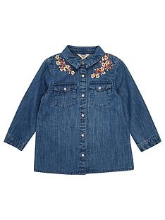 river-island-mini-girls-floral-stitch-denim-shirt