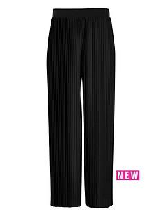 river-island-girls-black-pleated-wide-leg-trousers