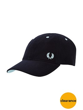 fred-perry-pique-classic-cap