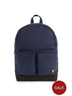 lyle-scott-lyle-amp-scott-2-pocket-backpack