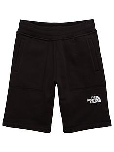 the-north-face-older-boys-fleece-short