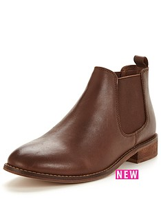 v-by-very-felicity-leather-flat-chelsea-boot--tan