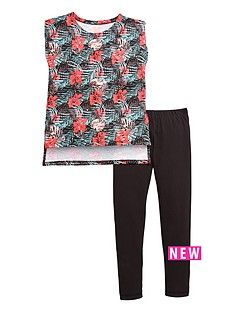 v-by-very-printed-step-hem-and-legging-set