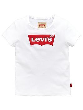 levis-girls-short-sleeve-logo-t-shirt
