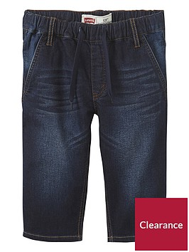 levis-520-skinny-fit-denim-jogger-short