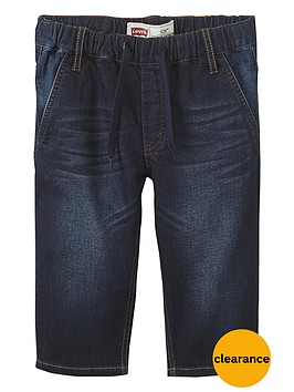 levis-520-skinny-fit-denim-jogger-short