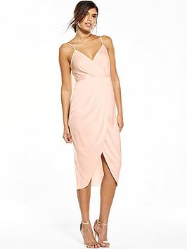 v-by-very-satin-cami-wrap-dress