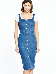 v-by-very-pencil-denim-dress