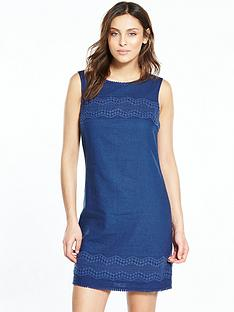 v-by-very-linen-mix-dress