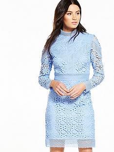 v-by-very-premium-lace-shift-dress-soft-blue