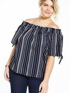 so-fabulous-stripe-bardot-top
