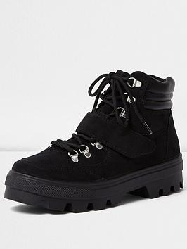 river-island-hiker-detail-ankle-boot
