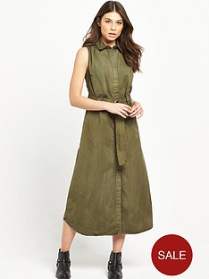 replay-dress-khaki