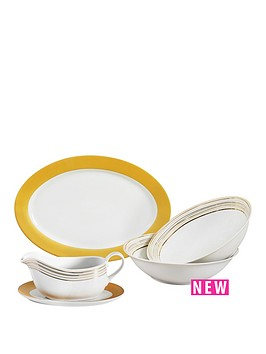 magestic-gold-5-piece-serving-set