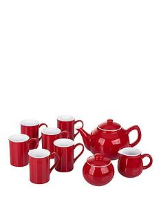 two-tone-9-piece-tea-set