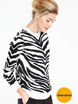 v-by-very-zebra-jacquard-jumper