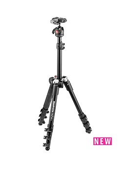 manfrotto-befree-one-alu-kit-tripod-black