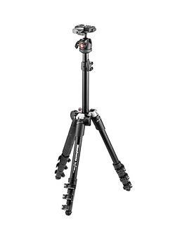 Manfrotto Befree One Alu Kit Tripod - Black
