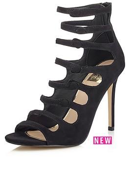 miss-selfridge-miss-selfridge-multi-strap-peep-toe-sandal
