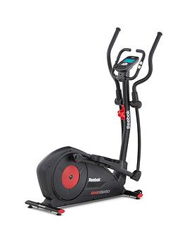 Reebok Gx50 One Series Cross Trainer - Black With Red Trim