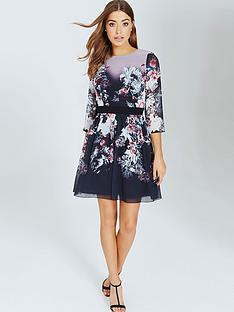 little-mistress-autumn-floral-print-mini-dress
