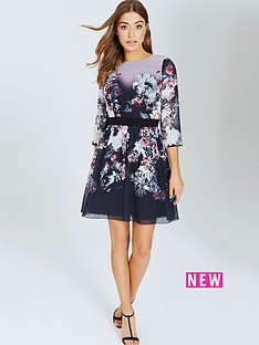 little-mistress-little-mistress-autumn-floral-print-mini-dress