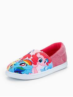 my-little-pony-glitter-canvas-shoe