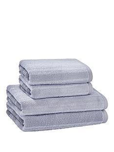 bianca-cottonsoft-4-piece-cottonsoft-ombre-stripe-towel-bale