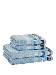 catherine-lansfield-nbsp4-piece-garrett-stripe-towel-bale