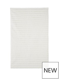 bianca-cottonsoft-ribbed-bath-mat