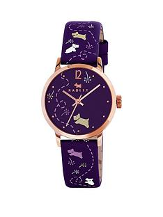 radley-radley-fleet-street-purple-dial-purple-dog-print-strap-ladies-watch