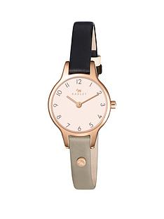 radley-radley-newton-two-tone-rose-tone-case-leather-strap-ladies-watch